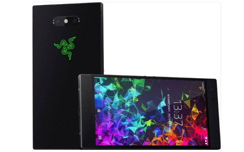 Minimalistyczny Razer Phone 2