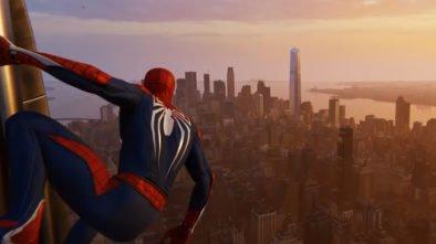 Spider-Man wymiata