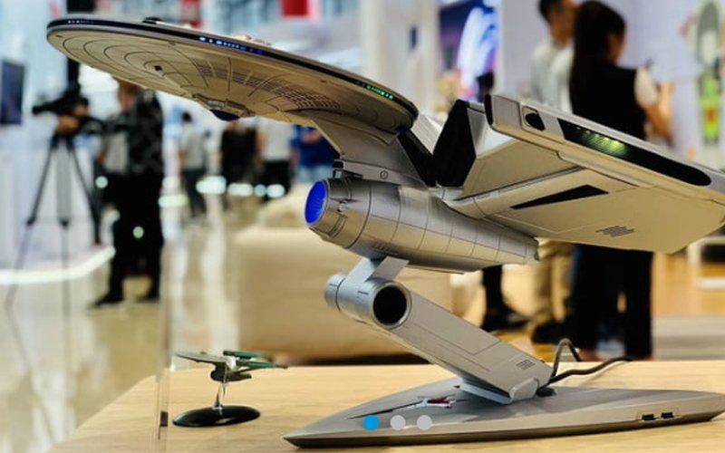 Enterprise Star Trek PC