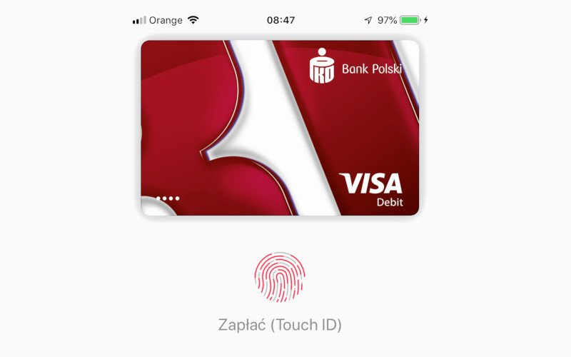 Apple Pay w PKO BP