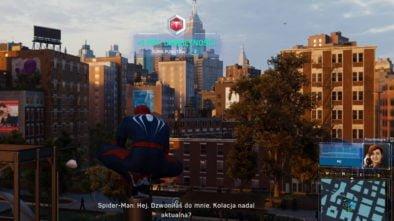 Platyna w Spider-Man