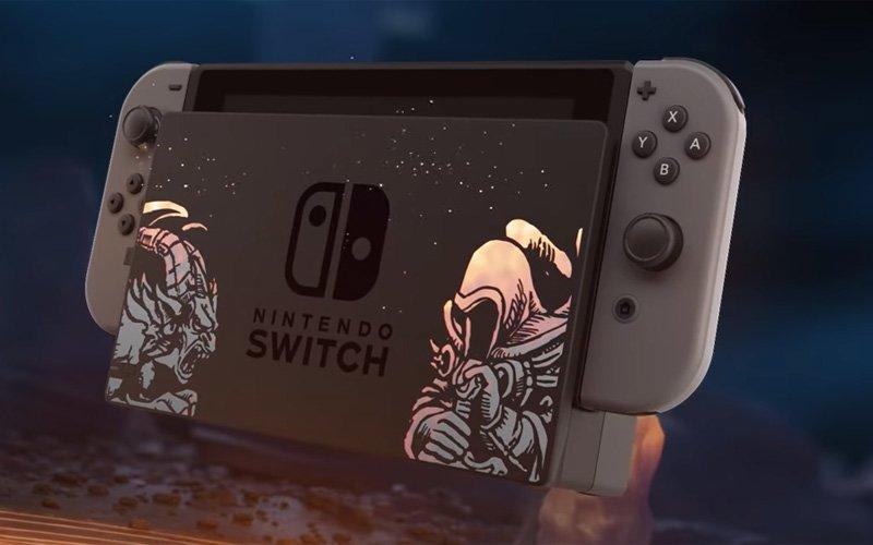 Limitowana edycja Nintendo Switch