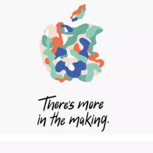 event Apple 30 październik