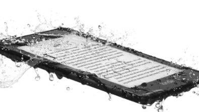 Wodoodporny Kindle Paperwhite 4