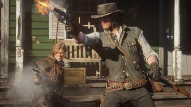 Mapa w Red Dead Redemption 2