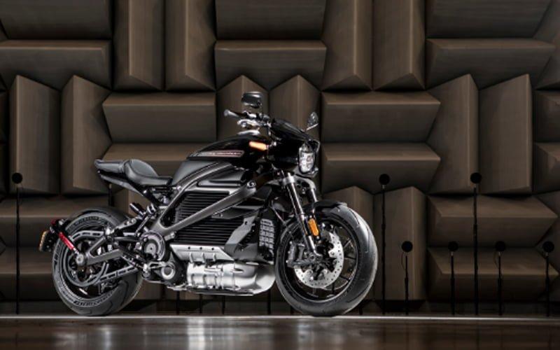 Elektryczny Harley-Davidson LiveWire