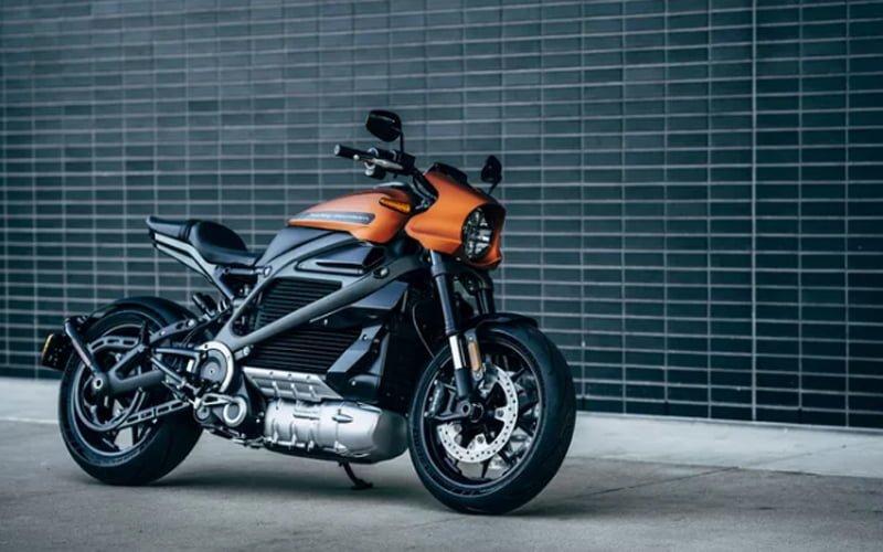 Elektryczny Harley-Davidson
