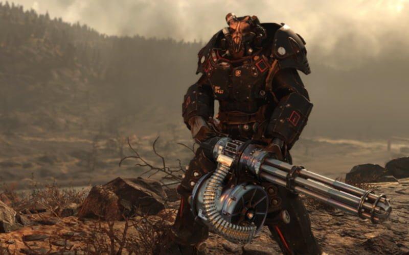 Mikrotransakcje w Fallout 76