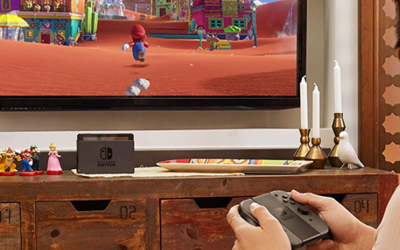 Nintendo Switch sprzedało się