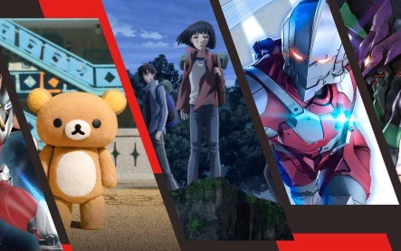 Anime na Netflix