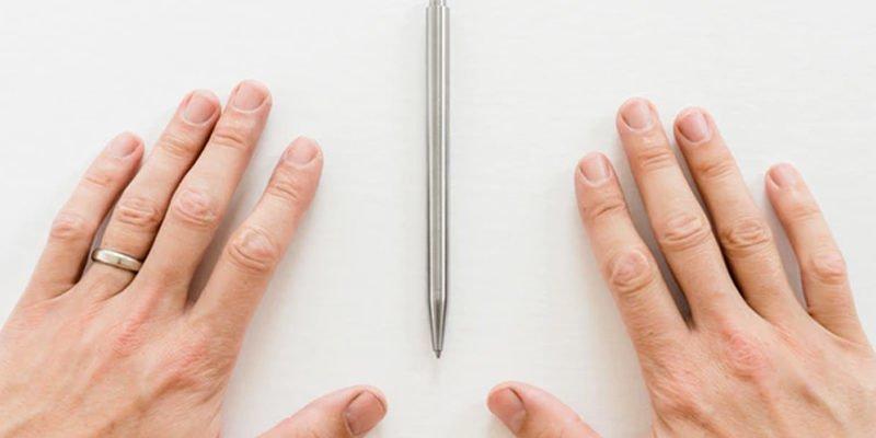 wieczny długopis kickstarter