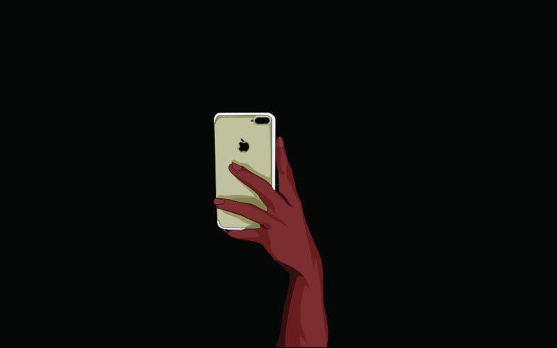 popularność iPhone'a