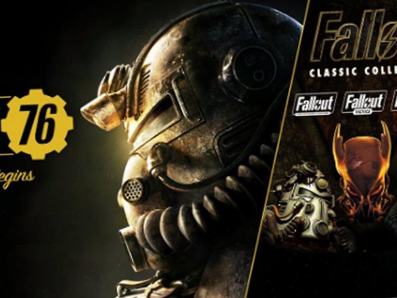 Fallout za darmo