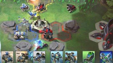Command and Conquer Rivals za darmo