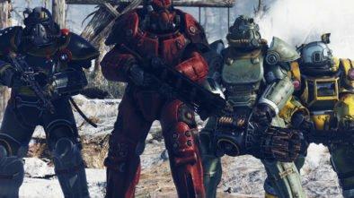 Problemy z Fallout 76