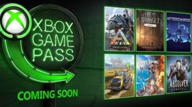 Xbox Games Pass na styczeń
