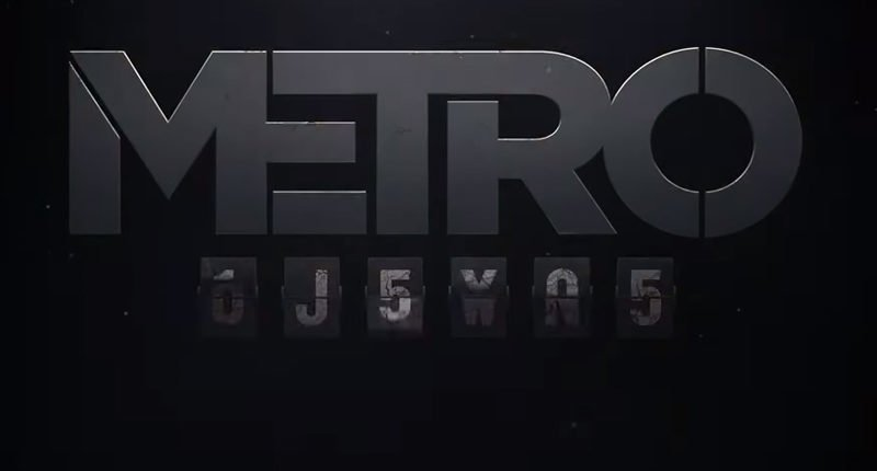 Gameplay Metro Exodus