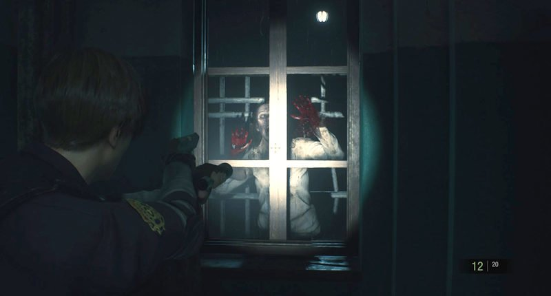 Recenzja Resident Evil 2 1-shoot demo