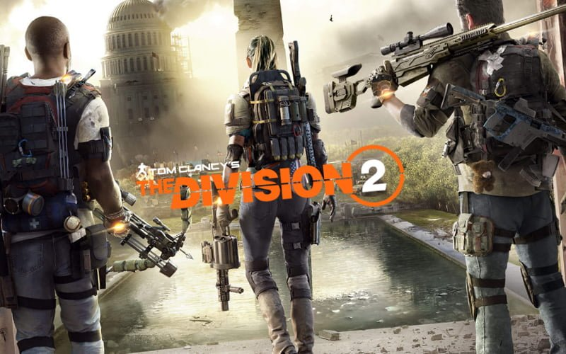 Epic Store Games The Division 2