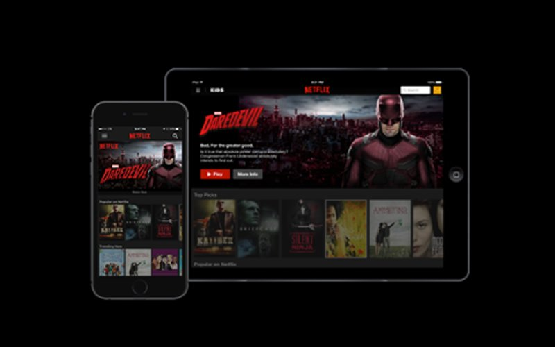 Wyniki Netflix za 2018 rok