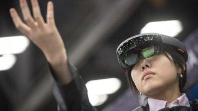 HoloLens / fot. Microsoft