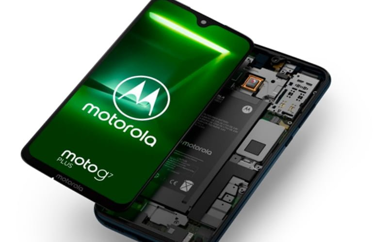 Android Enterprise Recommended Moto G7