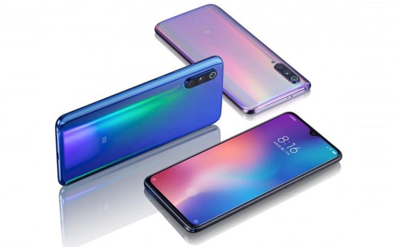 Xiaomi Mi 9 oficjalnie