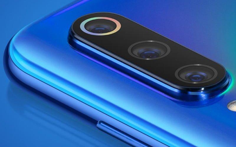 design Xiaomi Mi 9