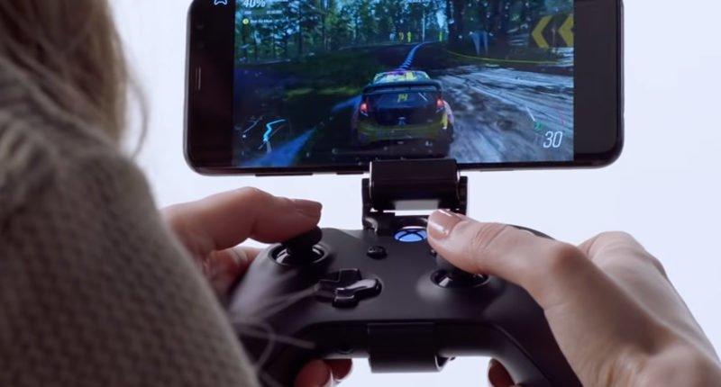 streaming gier xCloud