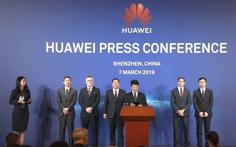 Huawei pozywa rząd USA