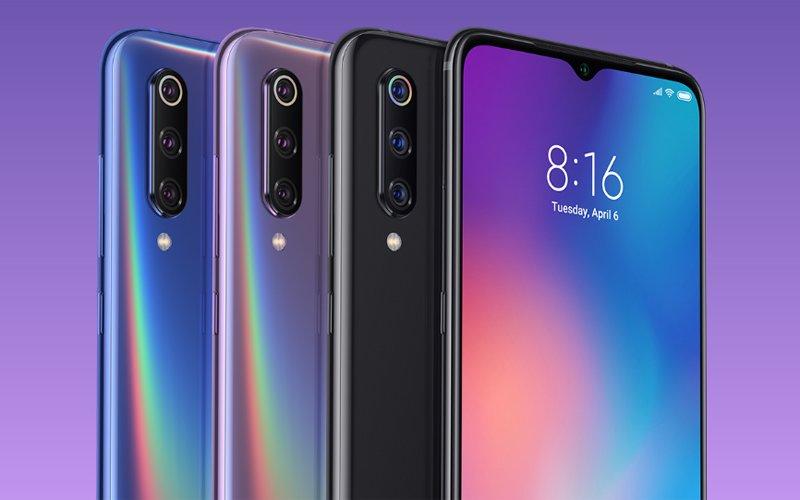 cena Xiaomi Mi 9