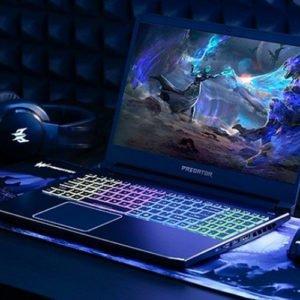 Acer z NVidia GeForce