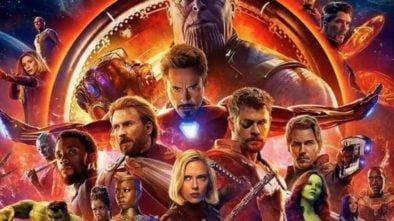 Kolejność filmów Marvela