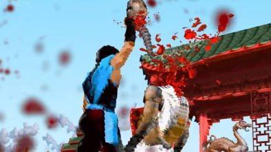 Mortal Kombat w 3D