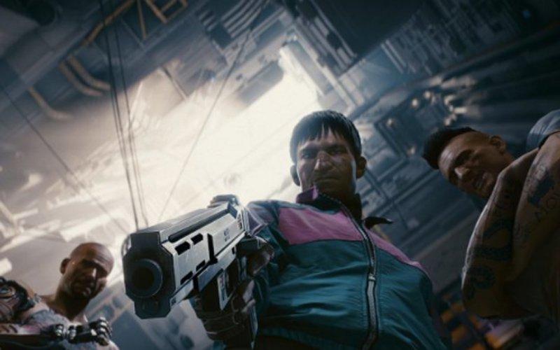 Rozgrywka w Cyberpunk 2077