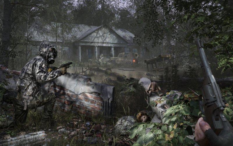 Chernobylite na Kikstarter