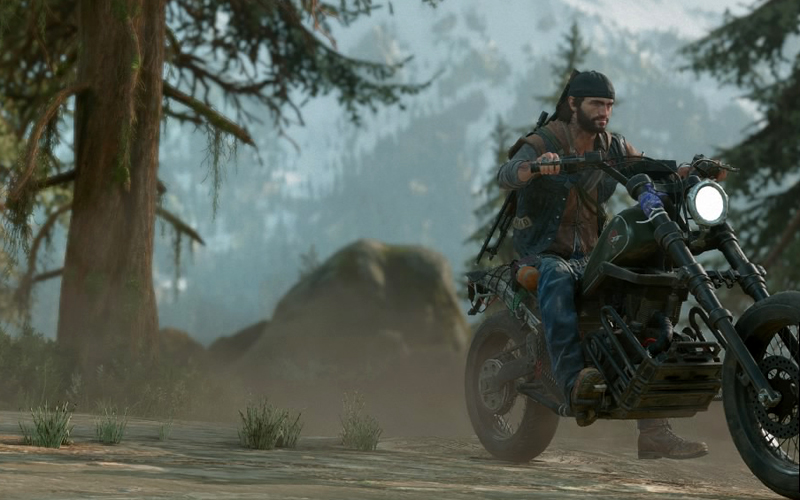 Recenzja Days Gone