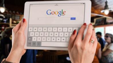 Google trzymało hasła