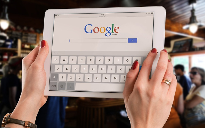 Google trzymał hasła