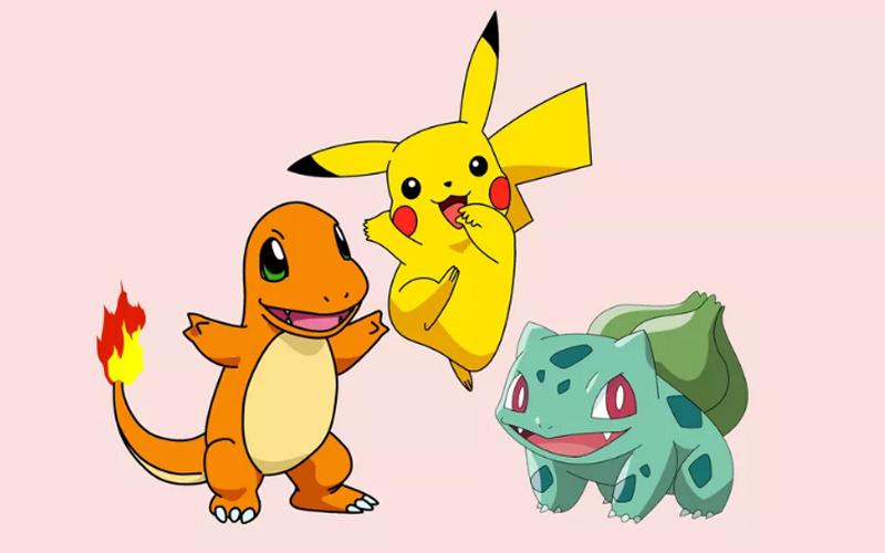 Granie w Pokemony