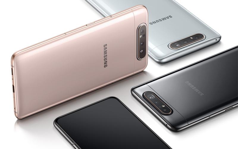 Cena Galaxy A80