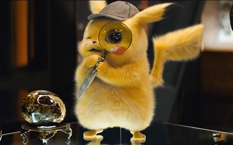 Detektyw Pikatchu