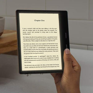 Nowy Kindle Oasis