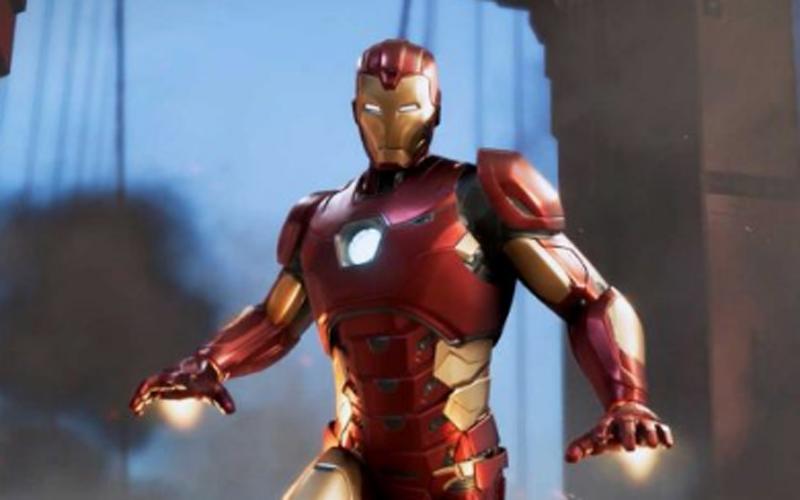 Mikrotransakcje w Avengers