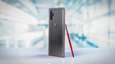 Note 10 Tesla