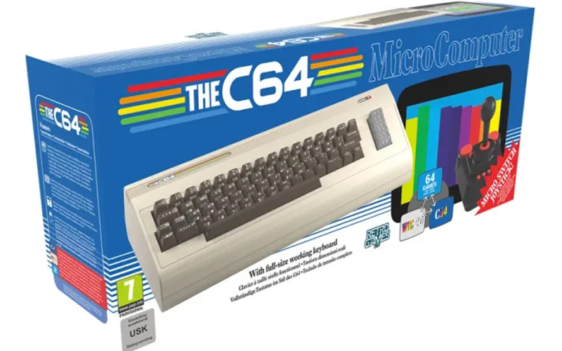 Commodore 64 powraca