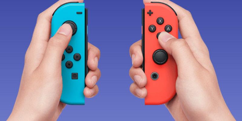 Joy-Cony od Nintendo
