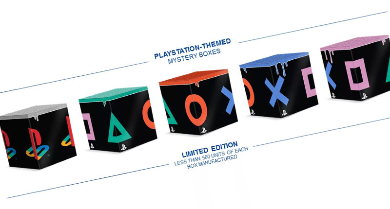 Mystery Box od PlayStation