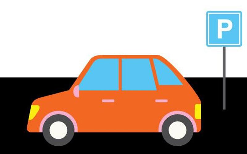Opłaty za parking z Orange