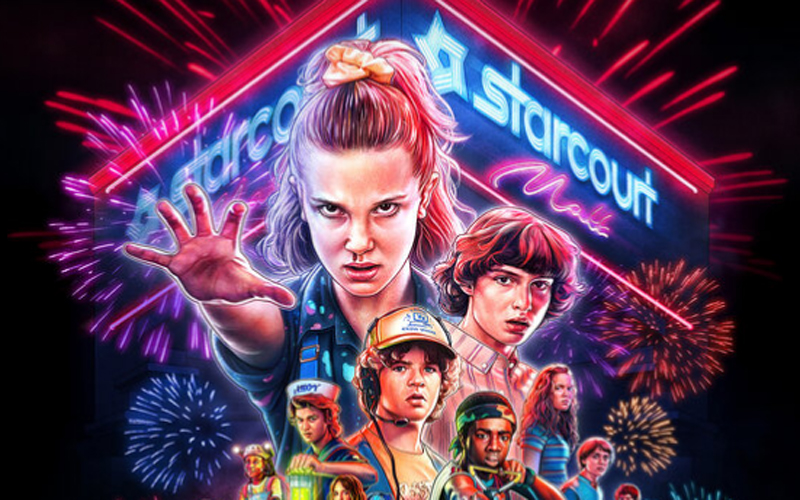 Recenzja Stranger Things 3